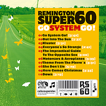 Remington super 60 - Go system go